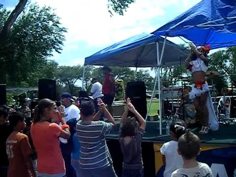 performing live in Plainview Texas