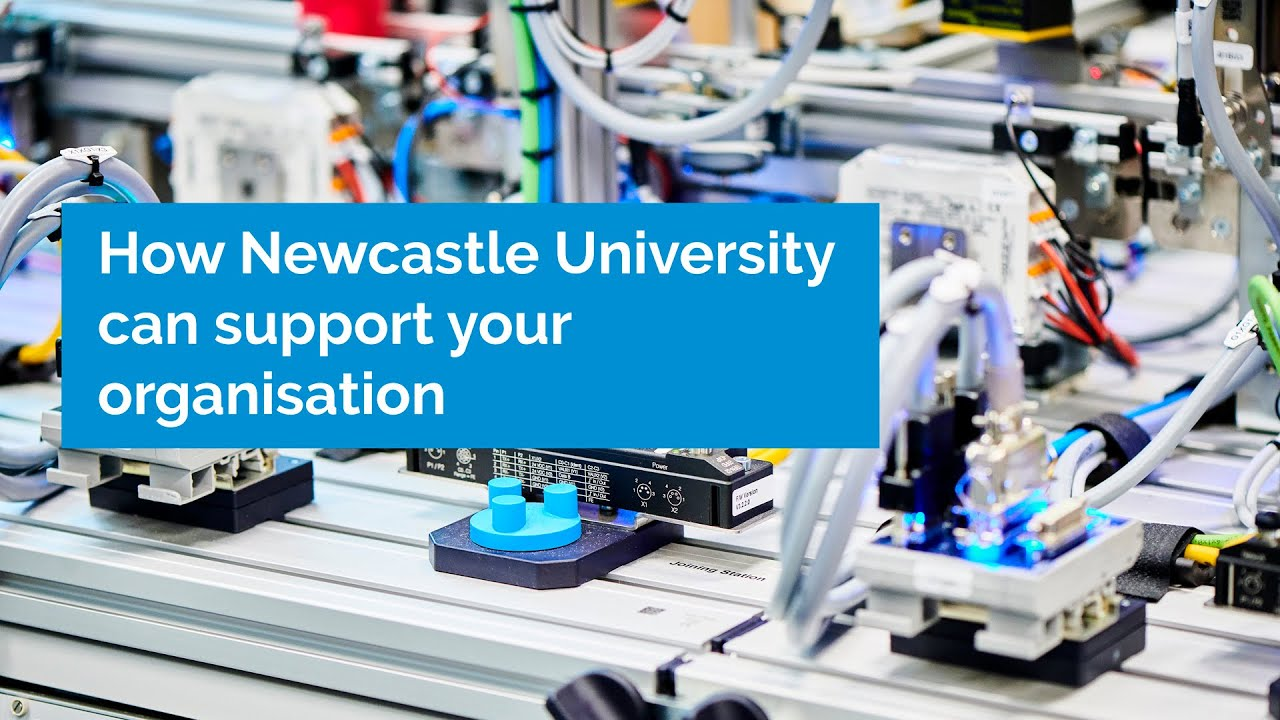 Working With Newcastle University - Business and Partnerships