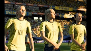 [HD] Chile vs Sweden | Match Coupe du Monde 2019 FIFA | 11 Juin 2019 | FIFA 19