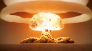 水素爆弾『ツァーリ・ボンバ』が炸裂する映像
