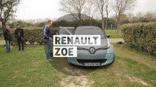 видео Электромобили Renault