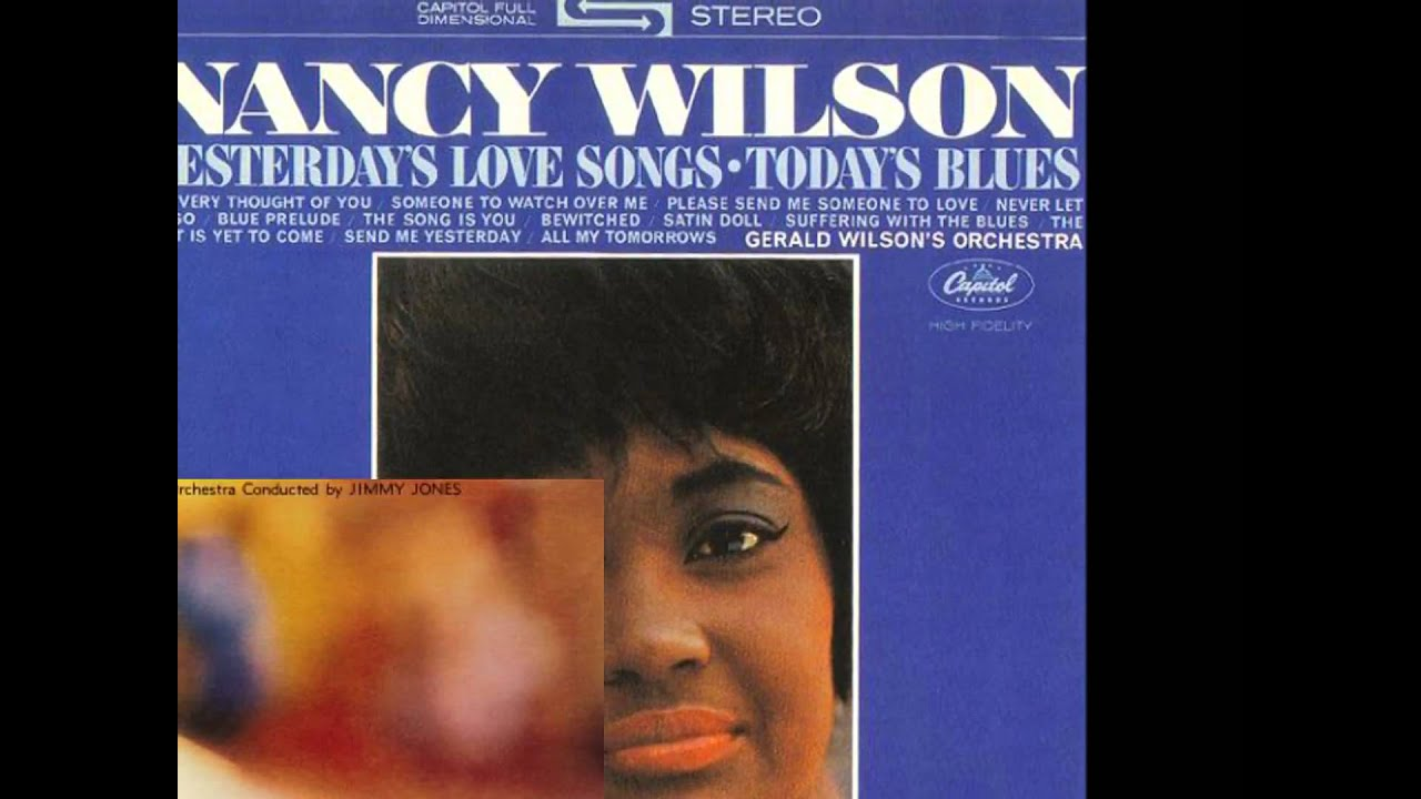 Nancy Wilson - West Coast Blues (1964 )