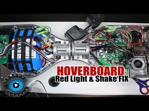 hoverboard-schaltet-sich-aus,-schütteln,-rotes-licht-probleme-reparatur-[deutsch]