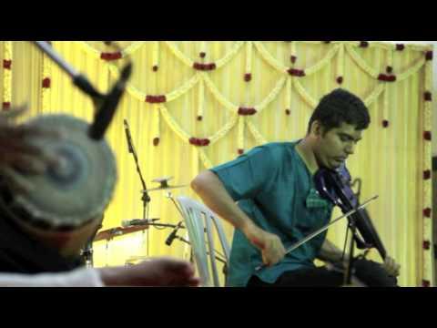 Chinnanchiru Kiliye - Carnatic Indian music - Electric Violin