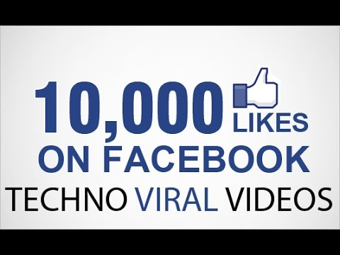 How to get free Facebook Likes 100% Working | Techno Viral Videos | Hacking Tips & Tricks