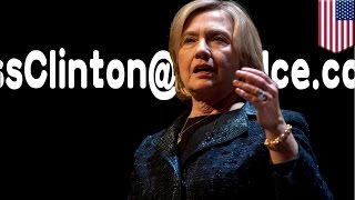 Hillary Clinton scandal: ex Secretary of State used personal email to conduct official business