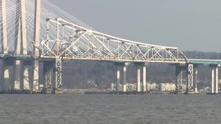 Demolition of the Tappan Zee Bridge