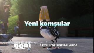 Yeni Maceralar, Yeni Komşular - Kayıp Balık Dori 2 Eylül'de Sinemalarda!