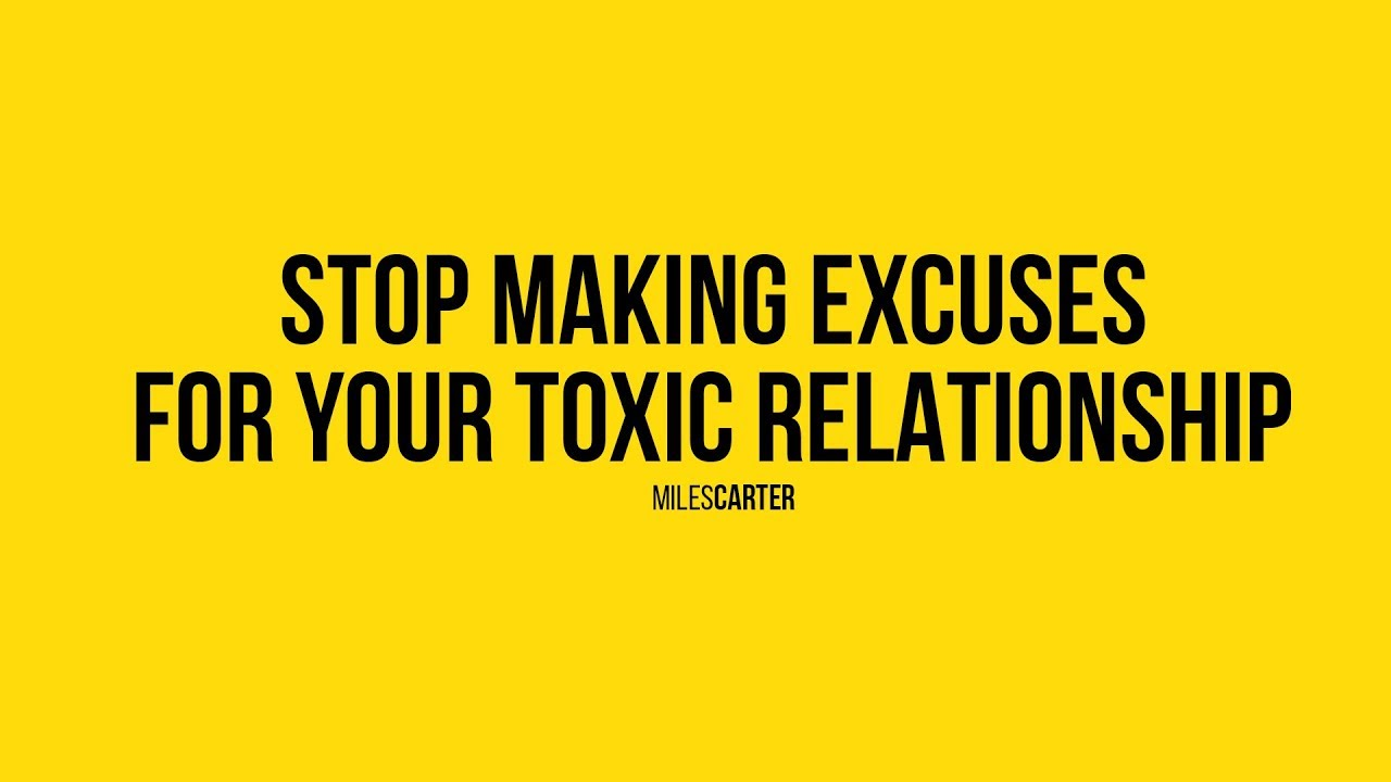 How to Stop Making Excuses for Toxic Parents
