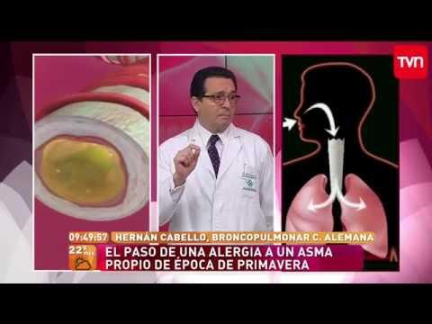 Cómo reconocer el asma y sus síntomas