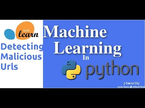 Detecting Malicious Urls with Machine Learning In Python