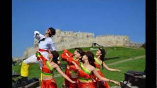 浸信會呂明才中學舞蹈組20110823 斯洛伐克舞蹈交流