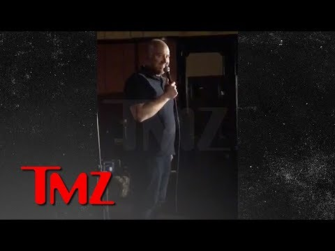 Louis C.K. Gets Standing Ovation at Comedy Festival in Brooklyn | TMZ