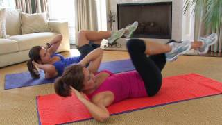 Working Your Core: How to Do Bicycle Crunches - Health & Fitness - ModernMom