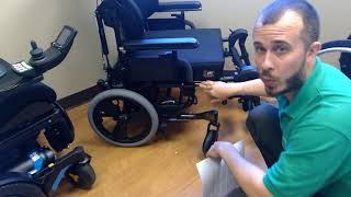 Common Wheelchair Fasteners and how to identify what you need