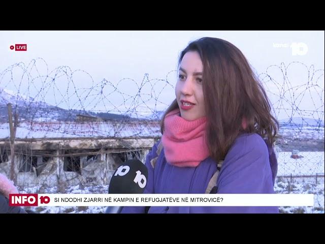 Nol Nushi në Info 10, Kanal 10 - 28.01.2021