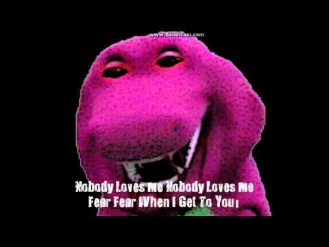 "Barney ""Wub Machine Remix"""