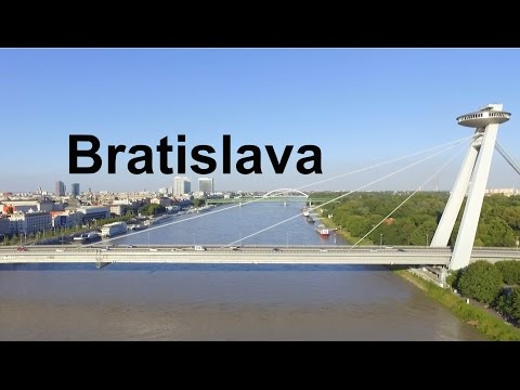 Vienna to Bratislava with the train