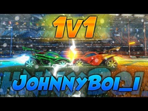 Rubik vs JohnnyBoi_i | Rocket League
