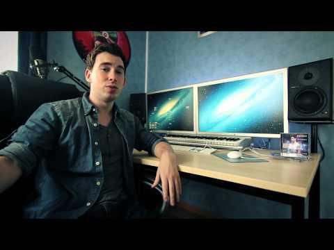 Hardwell Q&A Episode #3 - The Hardwell Studio Part 1