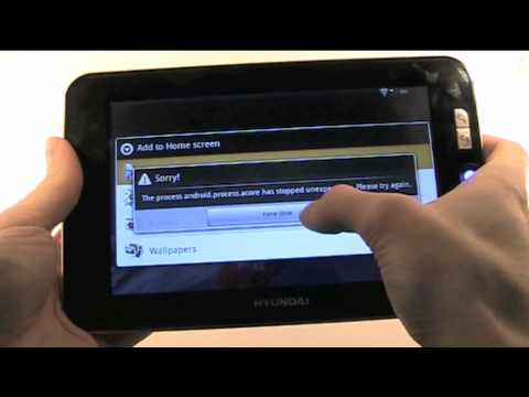 Hyundai MB 9730 tablet