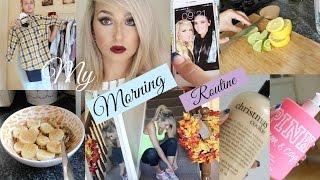 My Fall morning routine ♡ DramaticMAC