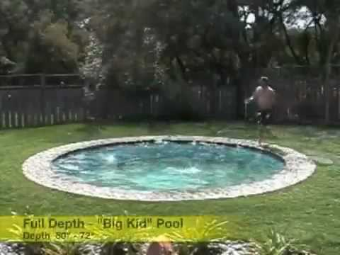 Hidden pool - YouTube