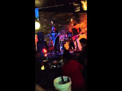 3 Wheeler Band - Beg for Mercy and Break Me - Live @ Roots 8/1/2013