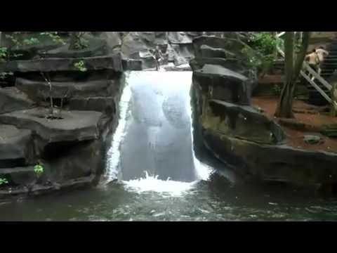 Rock Slide Big Canoe Summer 2010 Youtube