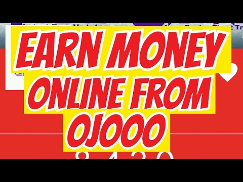 Earn money online from Ojooo | with proof by Technical Himanshu