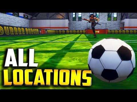 All PITCH LOCATIONS!