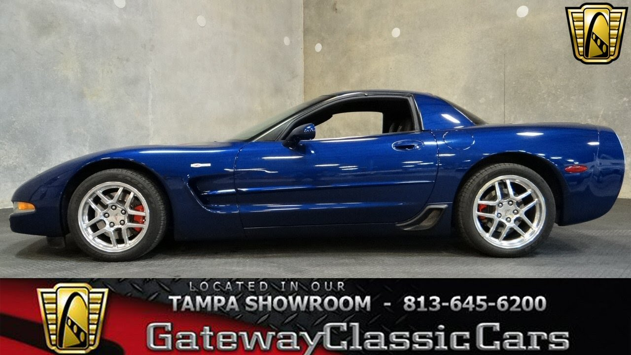 2004 Chevrolet Corvette Z06 TPA FLA - YouTube