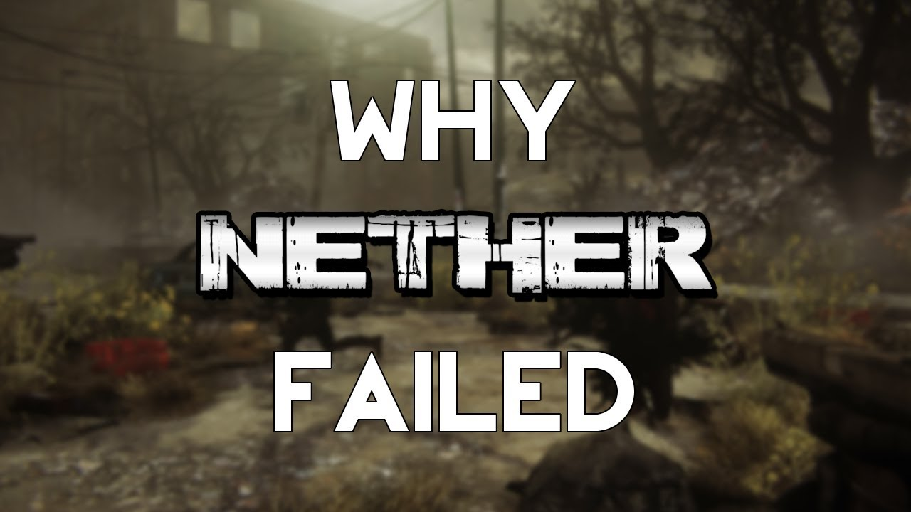 Download Why Nether Failed