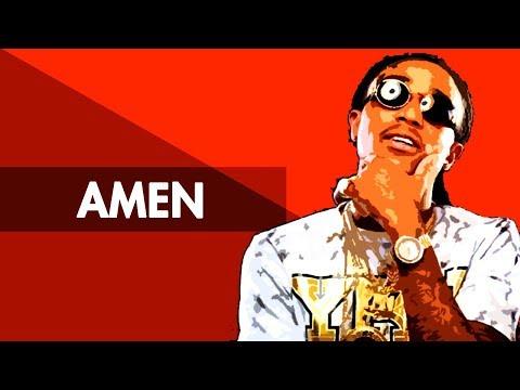 """AMEN"" Dope Trap Beat Instrumental 2017 | Hard Lit Hot Rap Hiphop Freestyle Trap Type Beat | Free DL"