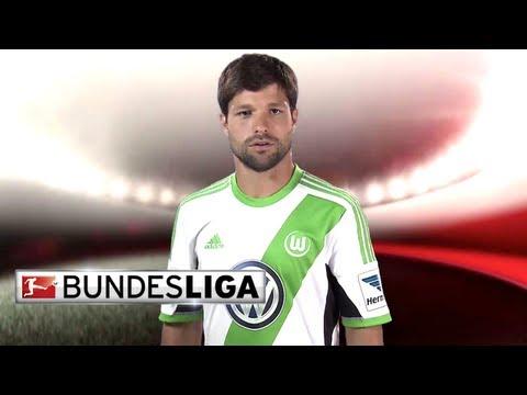 Diego - Top 5 Goals