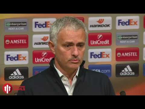 Jose Mourinho: 'Laughing at Rooney's Great Assist!' | Manchester United 1-0 Zorya Luhansk