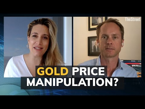 Talk Of Gold Price Manipulation Is Proving To Be Not So Crazy Says E.B. Tucker