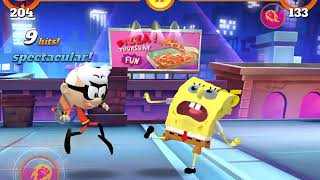 Nickelodeon Super Brawl Universe Ace Savvy GamePlay