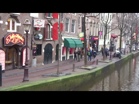Amsterdam Red Light District News (December 2015) Window closures & more