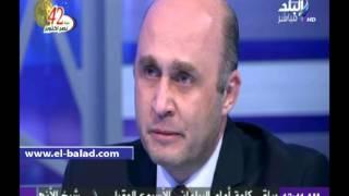 بالفيديو..نجل حسام خيرت بطل قضية «الكربون» يبكي على الهواء بعد سرقة تاريخ والده