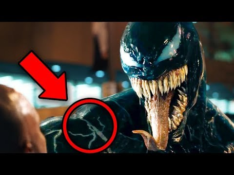 VENOM Trailer Breakdown - Details You Missed & Alternate Symbiote Theory!