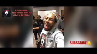 Deitrick Haddon - He Carried The Cross For Me (LIVE ACAPELLA)