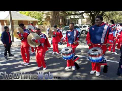 Lake Area vs Plaqumine High Marching Band