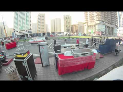 F1 H2O Sharjah Paddock