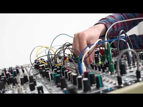 Mutable Instruments Tides and Rings through a Warps