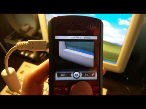 BlackBerry (RIM) Pearl 8100 Review