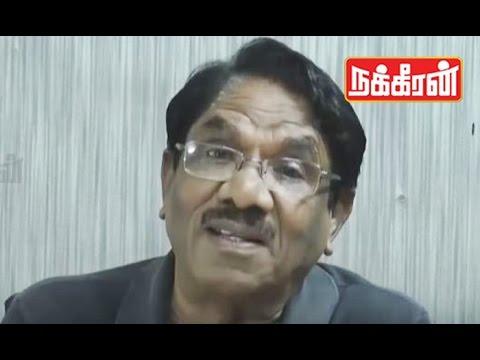 Bharathiraja emotional statement on Cauvery dispute !
