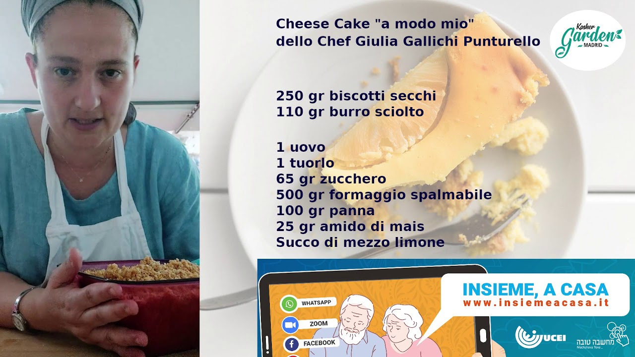 """La Cheese Cake """"a modo mio"""""""