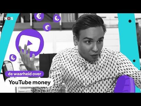 Dit verdienen YouTubers met VIEWS |  De waarheid over YOUTUBE MONEY 1/4