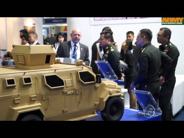 Streit Group armored vehicles save lives worldwide using latest armouring technology Defense
